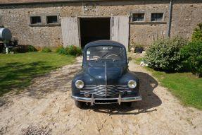 1952 Renault 4CV