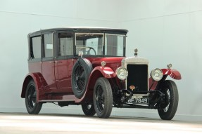 1925 Daimler Landaulette