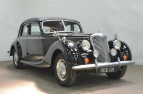 1953 Riley RMF
