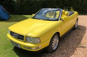 2000 Audi Cabriolet