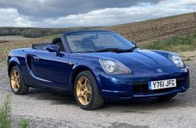 2001 Toyota MR2