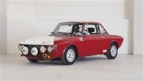 1969 Lancia Fulvia HF
