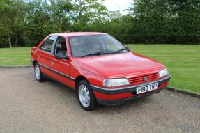 1989 Peugeot 405