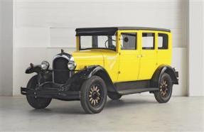 c. 1927 Chrysler Model 70