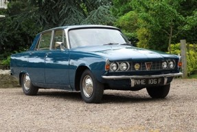 1968 Rover 2000