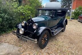 1924 Buick Tourer