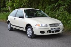 1999 Rover 200