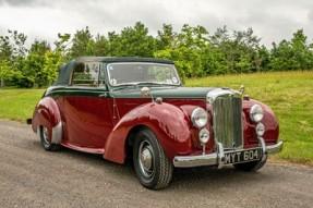 1952 Alvis TC21