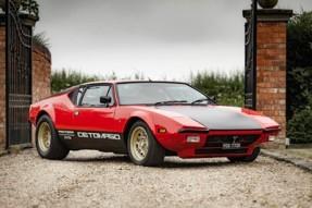 1972 De Tomaso Pantera GTS