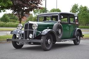 1935 Morris Oxford