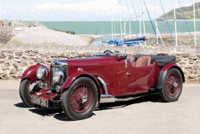 1935 Aston Martin 1½-Litre