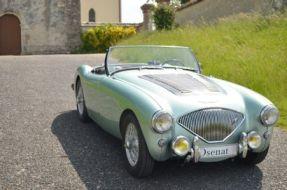 1955 Austin-Healey 100/4