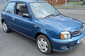 2001 Nissan Micra