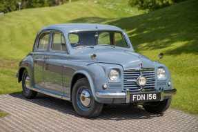 1950 Rover P4