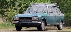 1972 Peugeot 304
