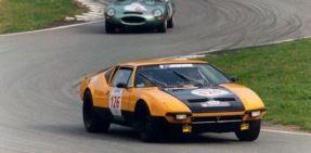1971 De Tomaso Pantera Group 3