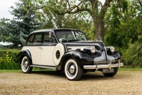 1939 Buick Series 40