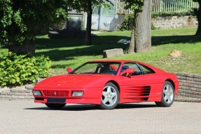 1990 Ferrari 348 tb