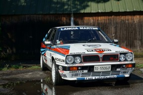1986 Lancia Delta HF Integrale