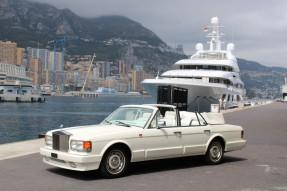 1984 Rolls-Royce Silver Spirit