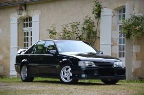 1993 Opel Lotus Omega