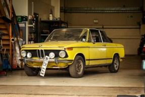 1974 BMW 2002 Cabriolet
