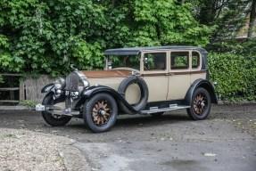1928 Buick Master Six