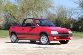1994 Peugeot 205 CTi