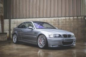 2005 BMW M3 CSL