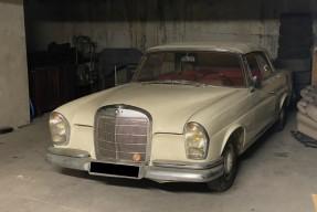 1962 Mercedes-Benz 220 SEb Cabriolet