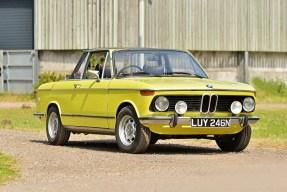 1974 BMW 2002 tii Cabriolet