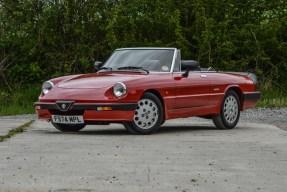 1988 Alfa Romeo Spider