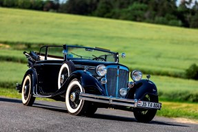 1933 Audi Front