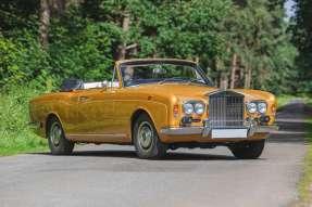 1972 Rolls-Royce Corniche Convertible