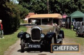 1928 Humber 14/40hp