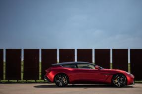 2019 Aston Martin Vanquish Zagato Shooting Brake