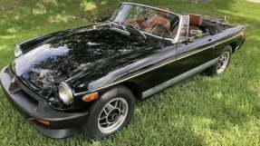 1980 MG MGB Roadster