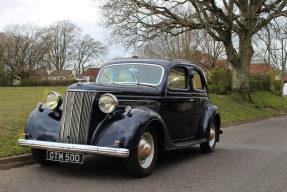 1949 Ford Pilot V8