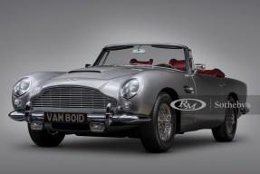 1965 Aston Martin DB5 Convertible