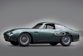 1961 Aston Martin DB4GT Sanction II Zagato