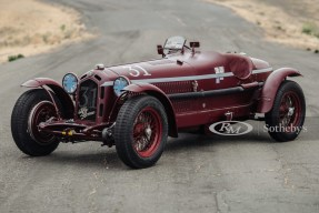 1932 Alfa Romeo 8C 2300 Monza