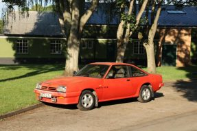 1988 Opel Manta