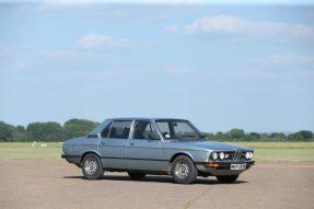 1980 BMW 525