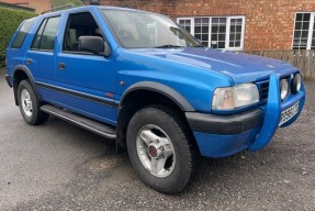 1998 Vauxhall Frontera