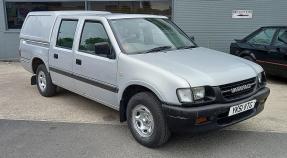 2001 Vauxhall Brava