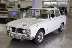 1968 Alfa Romeo Giulia