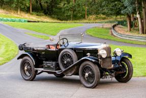 1927 Vauxhall 30-98