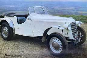 1938 Vauxhall 12hp