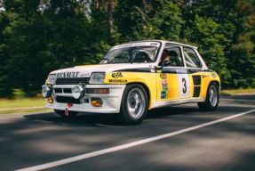 1986 Renault 5 Turbo 2