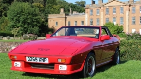 1986 TVR 350i